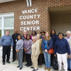 The Vance Coutny Senior Center Advisory Council